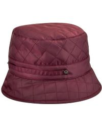 Betmar - Quilted Bucket Hat (for Women) - Lyst