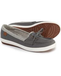 Keds - Glimmer Heavy Twill Boat Shoes (for Women) - Lyst