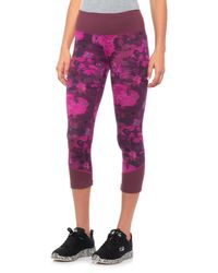 The North Face - Pulse Mid Rise Crop Tights (for Women) - Lyst