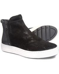 Josef Seibel Made In Germany Hillary 12 Sneaker Boots - Black