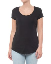 Cynthia Rowley - 1x1 Scoop Shirttail T-shirt - Lyst