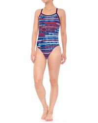 Speedo - Powerflex Eco Got You Flyback Competition Swimsuit (for Women) - Lyst