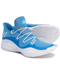 0f2114645 adidas - Sm Crazy Explosive Low Basketball Shoes (for Men) - Lyst