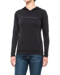 Peak Performance - Direction Hoodie (for Women) - Lyst