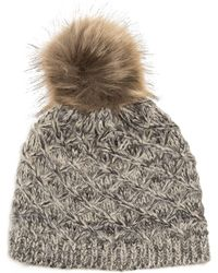Chaos - Diamond Knit Beanie (for Women) - Lyst