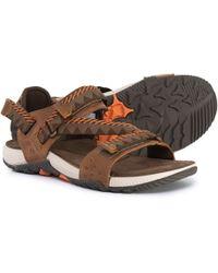 d4a407fabe58 Merrell - Terrant Convertible Sport Sandals (for Men) - Lyst