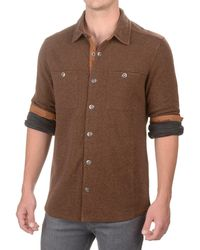 Toad&Co - Sidecar Shirt Jacket - Lyst