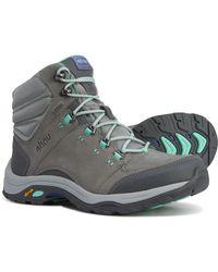 Ahnu Montara Iii Hiking Boots - Blue