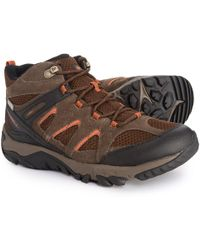 9f2b12c3163 Merrell Accentor Mid Waterproof Hiking Boots for Men - Lyst