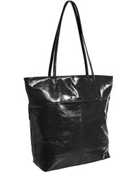 Latico - Large Zip-top Leather Tote Bag (for Women) - Lyst