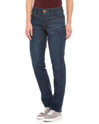 Democracy - Abtechnology Straight Leg Jeans (for Women) - Lyst