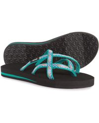 Teva - Olowahu Flip-flops (for Women) - Lyst