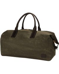 266f00edaaa Lyst - Fendi Pequin Weekender Bag in Black for Men