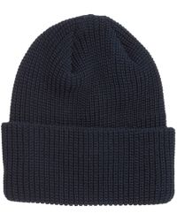 Chaos - Knit Cuff Beanie (for Men) - Lyst