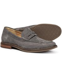 6da6c0bd1dc Lyst - Sperry Top-Sider Kennedy Penny Loafer for Men - Save ...