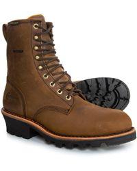Chippewa - Ellicott Logger Work Boots - Lyst