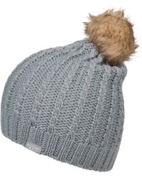 PUMA - Evercat Quill Pom Beanie (for Women) - Lyst