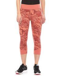 The North Face - Pulse Capris (for Women) - Lyst