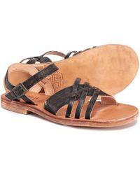 Bed Stu - Senado Flat Sandals - Lyst