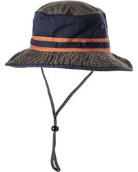 5ecc3b775 Lyst - Dorfman Pacific Pigment Dyed Fashion Boonie Hat in Blue for Men