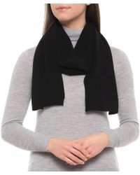 Rella - Haddock Merino Wool-cashmere Scarf (for Women) - Lyst