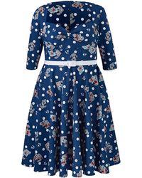 Hell Bunny - St Tropez 50's Dress - Lyst