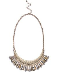 Simply Be - Joanna Hope Beaded Necklace - Lyst
