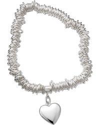 Triumph - Sterling Silver Sweetie Bracelet - Lyst