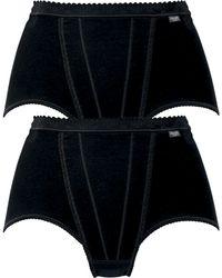 Simply Be - Sloggi 2 Pack Panties - Lyst