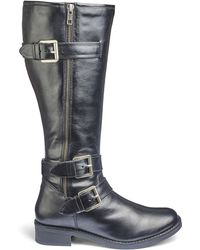 Simply Be - Riley Boots Standard Eee Fit - Lyst