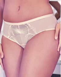 Simply Be - Figleaves Curve Art Deco Brazilian Brief - Lyst