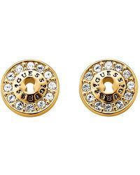 Guess - All Locked Up Earrings - Lyst