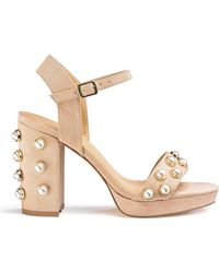 Simply Be - Ethne Pearl Platforms - Lyst