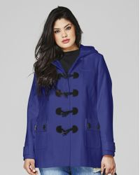 Simply Be - Duffle Coat - Lyst