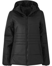 Simply Be - Padded Jacket - Lyst