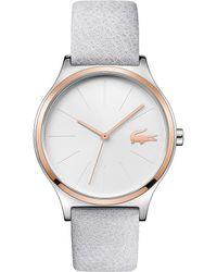 Lacoste - Ladies Strap Watch - Lyst