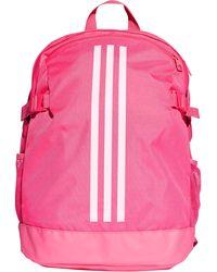 32cd9b5a01d8 Lyst - adidas 3-stripes Power Backpack Medium in Blue