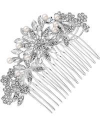 Balenciaga - Mood Floral Hair Comb - Lyst