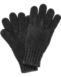 Simply Be - Knitted Gloves - Lyst