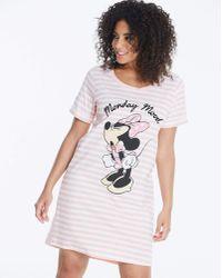 Disney - Moody Monday Minnie Nightie - Lyst