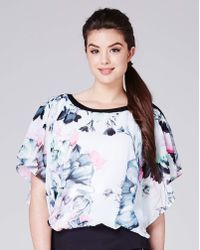 Coast - Letchay Top - Lyst