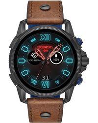 DIESEL - Full Guard Strap Mens Smartwatch - Lyst