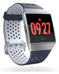 Fitbit - Ionic Adidas Edition Ice Grey - Lyst