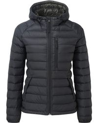 The North Face Quince Pro Nylon Down Jacket in Black - Lyst f74effc06