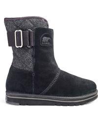 Sorel - Womens Newbie Boots - Lyst