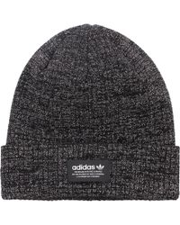 15fd8808549 Lyst - The White Company Cashmere-rich Sparkle Beanie in Gray