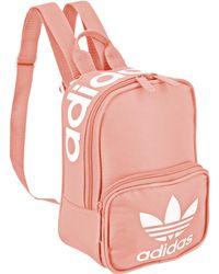 adidas Originals - Santiago Mini Backpack - Lyst f3231b32f6ba8