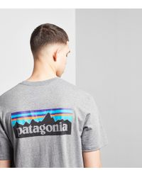 Patagonia - P-6 Logo Responsibili T-shirt - Lyst
