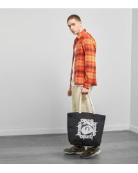 Obey - Tunnel Vision Tote Bag - Lyst