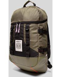 1c561f13eb Lyst - Adidas Originals Adicolor Backpack in Red for Men